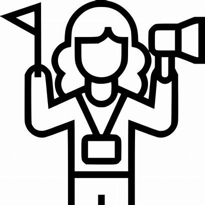 Guide Clipart Travel Icon Tourist Svg Onlinewebfonts