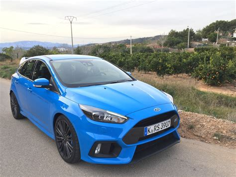 (gt Spirit) 2016 Ford Focus Rs Review