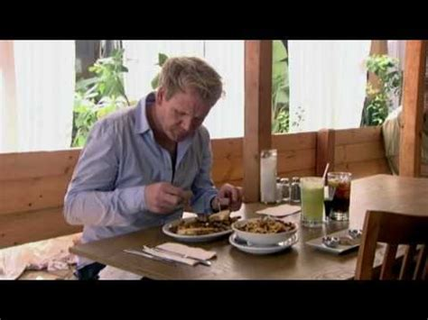 Kitchen Nightmares Hideous Lunch by Lunch At Sante La Ramsay S Kitchen Nightmares