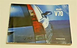 2001 Volvo V70 Owners Manual Operater U0026 39 S Guide Xc70 Base