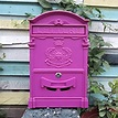 Amazon.com: European Style Mailbox Outdoor Creative with ...