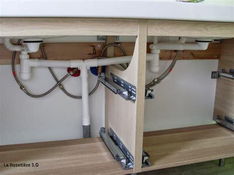evier cuisine à poser sur meuble la ruzetière 3 0 maison ossature bois rt 2012 salle de