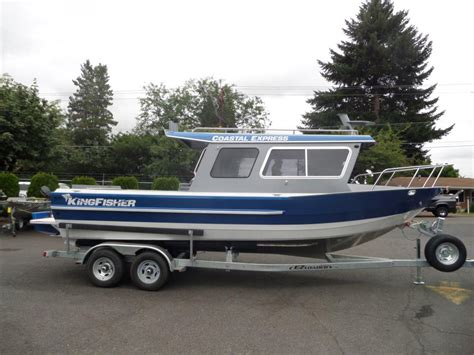 Kingfisher Boats Portland by Fisher Coastal Express Save 5500 Boats For Sale In Oregon
