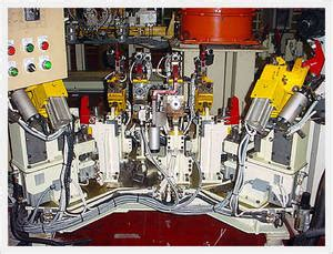 jeil machinery   automobile industry robot