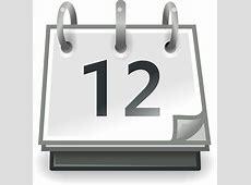 Kostenlose Vektorgrafik Kalender, Termin, Frist, Datum