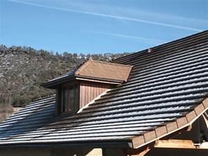 Chien Assis Toiture : toiture constructeur maisons en bois ~ Melissatoandfro.com Idées de Décoration