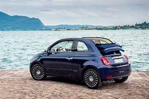 Fiat 500 Bleu Marine : fiat 500 riva edition 2016 pictures auto express ~ Medecine-chirurgie-esthetiques.com Avis de Voitures