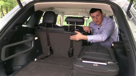 jeep cherokee limited child seat review youtube