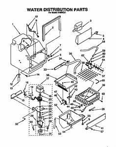 Whirlpool 51imwex1 Freestanding Ice Maker Parts
