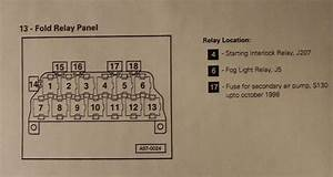 Wiring Diagram For A Relay For Fog Lights