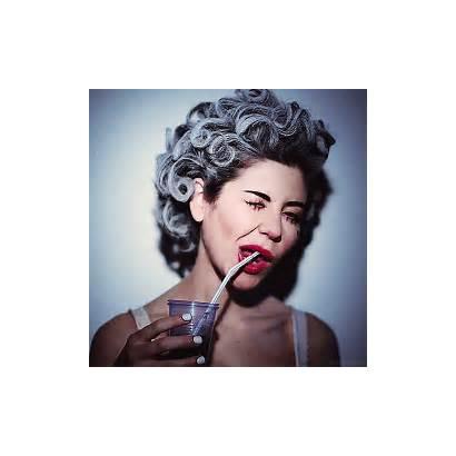 Marina Diamonds Gifs Band Giphy Week Heart