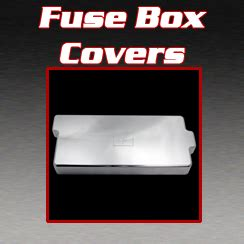 ford mustang shelby gt fuse box covers upr