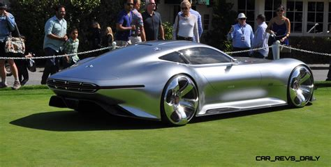 How Many Cars Will Be In Gran Turismo Sport by 2014 Mercedes Amg Vision Gran Turismo