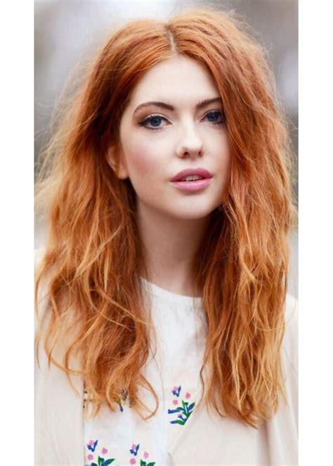 Maquillage Yeux Bleus Cheveux Roux