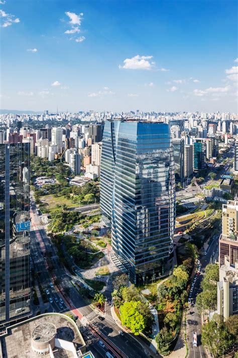 Galeria de São Paulo Corporate Towers / Pelli Clarke Pelli ...
