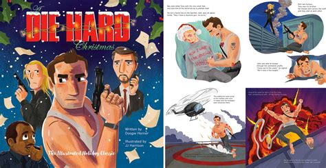 You Can Now Buy Die Hard As An Illustrated Children's Book