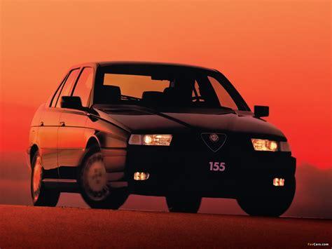 Alfa Romeo 155 167 (1992–1995) photos (1600x1200)
