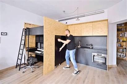 Secret Apartment Studio Space Living Compact Mode