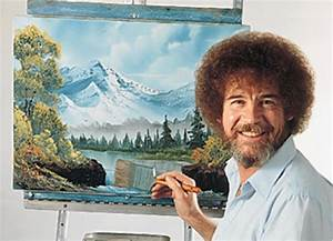 Bob Ross' The Joy of Painting Is Now Free Online: Watch