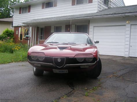 Not A DeTomaso: Dirk Schumann's Beautiful Alfa Romeo ...