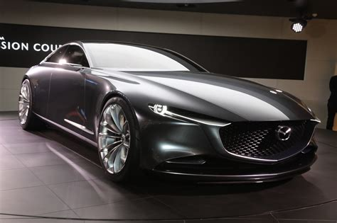 Mazda Vision Coupe Concept Hints at RWD, Non-Rotary ...