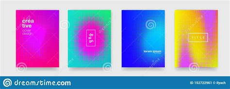 Color Gradient Pattern Background Vector Abstract