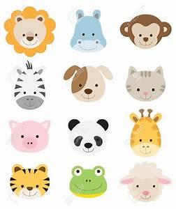 Animal En G : pin de g perez en animales animal faces baby animals y baby ~ Melissatoandfro.com Idées de Décoration