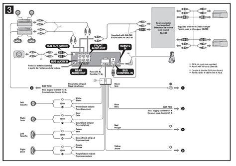 sony cdx gt wiring diagram eyelashme