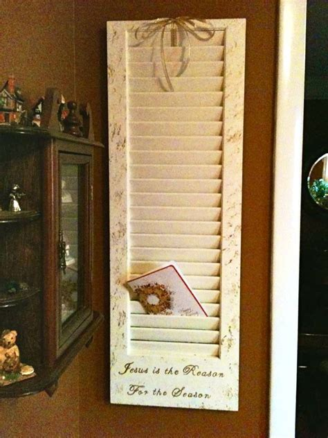christmas card holder clever crafts christmas card display christmas card holders