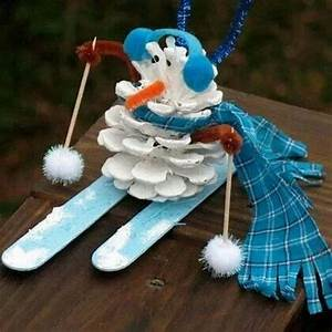 25, Cool, Snowman, Crafts, For, Christmas, 2017