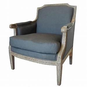 Fauteuil bergere a oreille pas cher idees de decoration for Bergere fauteuil pas cher