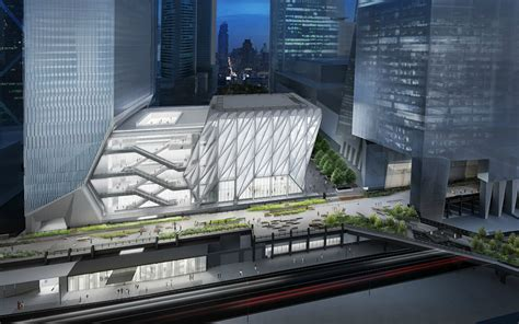 plant shed nyc the shed s dynamic telescoping shell will bring a