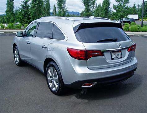 2014 Acura Mdx Test Drive