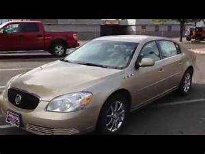 Quick Look At A 2006 Buick Lucerne Cxl