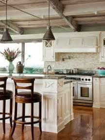 ilot de cuisine antique la cuisine avec 238 lot central id 233 es de d 233 coration et design archzine fr