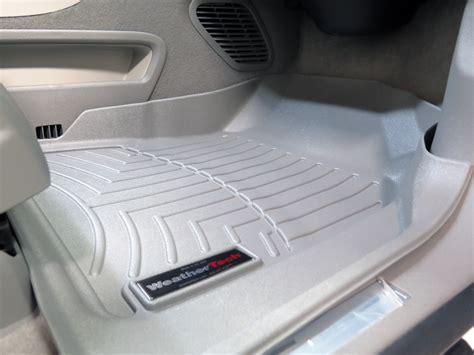 weathertech floor mats gmc acadia 2014 gmc acadia weathertech front auto floor mats gray