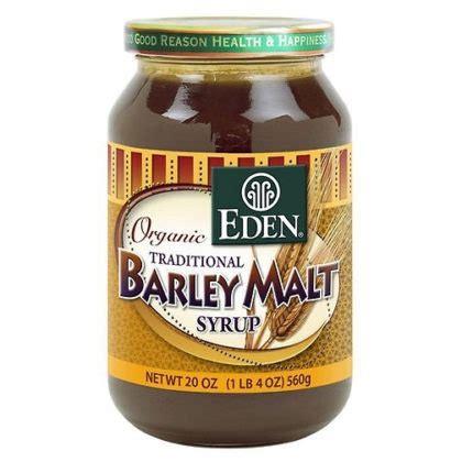 Barley handles mostly like rye so i made the loaf like i would make a rye bread. Organic Barley Malt Syrup | Breadtopia