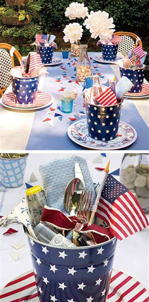 45 decorations ideas bringing the 4th of july spirit into