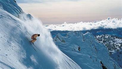 Skiing Powder Extreme Wallpaperaccess Inspirational Sport Wallpapers