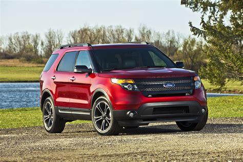 2013 Ford Explorer Sport Brings Sho-like Performance To