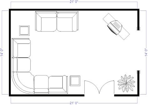 family room floor plans smartdraw review free floorplan designs