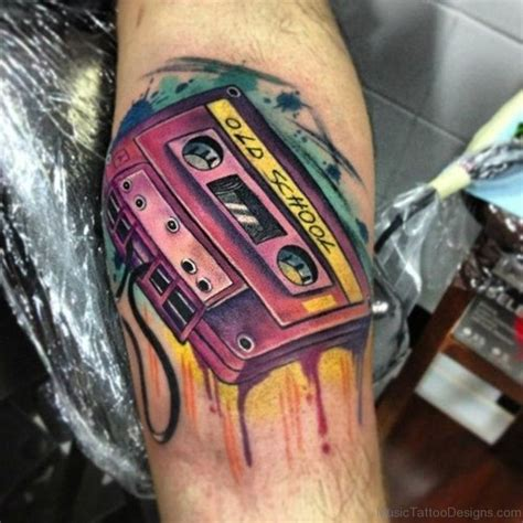 lovable harmonica tattoos