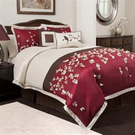 red king comforter sets april 2013 decorative pillows