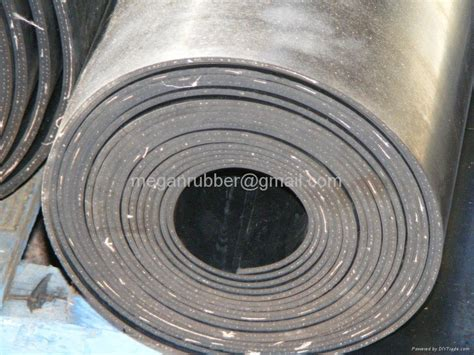 Neoprene Rubber Rolls For Puch Rubber Gaskets And Rubber