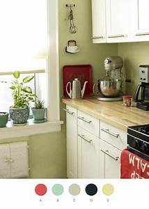 cherry cabinets cherries and cabinets on pinterest With kitchen cabinets lowes with bright coloured wall art