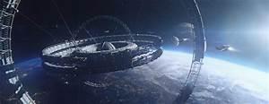 Space Station by Kaioshen on DeviantArt