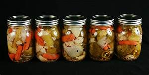 Mixed Vegetable Pickles