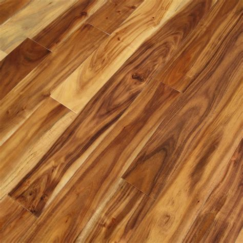 Acacia Natural Plank Hardwood Flooring Unique Wood Floors