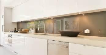 credence cuisine en verre sur mesure crédence verre sur mesure