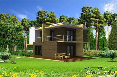 constructeur maison bois massif kit mitula immobilier